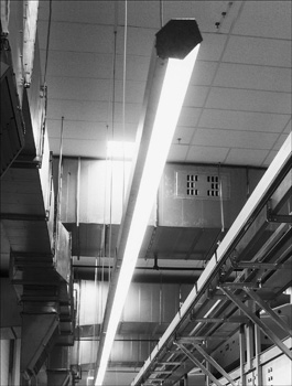 Energy Efficient Industrial Task Lighting
